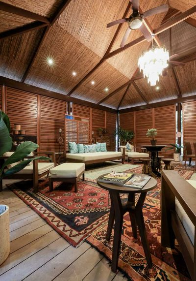 Baraccat Lounge