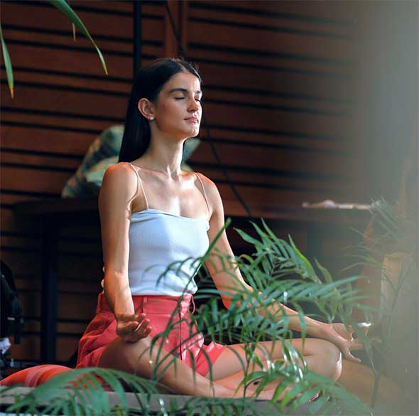 Begin a Soulful Commune with Nature